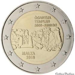 2 euro - Malte 2016