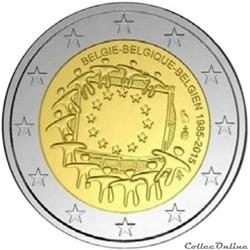 2 euro - Belgique 2015