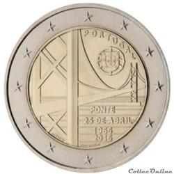 2 euro - Portugal 2016