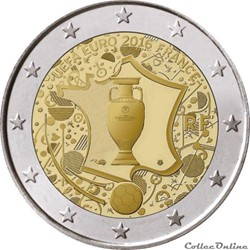 2 euro - France 2016