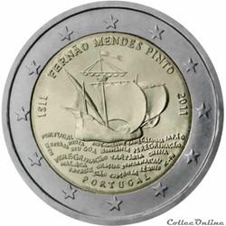 2 euro - Portugal 2011