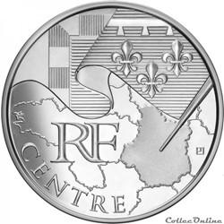 10 euros Centre 2010
