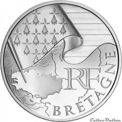 10 euros Bretagne 2010