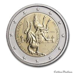 2 euro - Vatican 2008