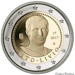 2 euro - Italie 2017