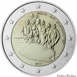 2 euro - Malte 2013