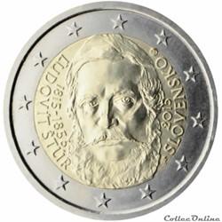 2 euro - Slovaquie 2015