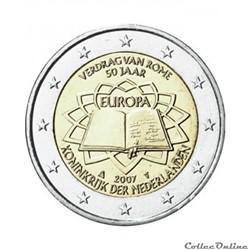 2 euro - Pays-Bas 2007