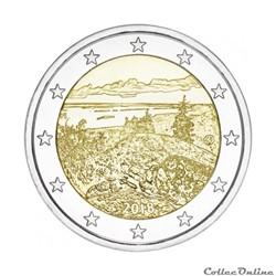 2 euro - Finlande 2018
