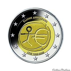2 euro - Grèce 2009