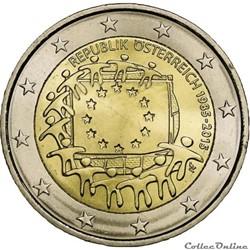 2 euro - Autriche 2015