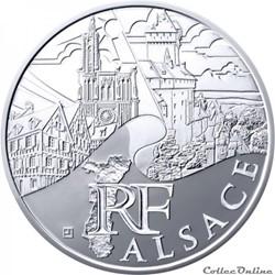 10 euros Alsace 2011