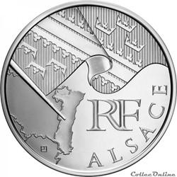 10 euros Alsace 2010
