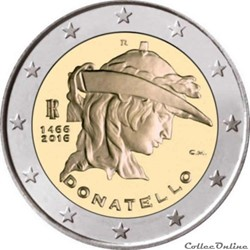 2 euro - Italie 2016