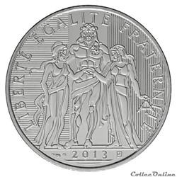 10 euros Hercule 2013