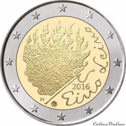 2 euro - Finlande 2016