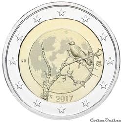 2 euro - Finlande 2017