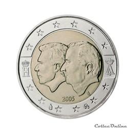 2 euro - Belgique 2005