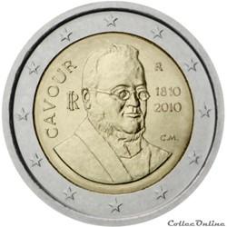 2 euro - Italie 2010