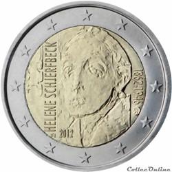 2 euro - Finlande 2012