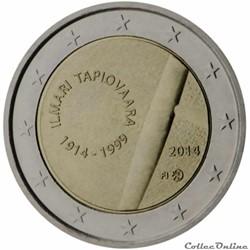 2 euro - Finlande 2014