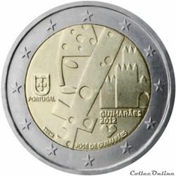 2 euro - Portugal 2012
