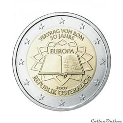 2 euro - Autriche 2007