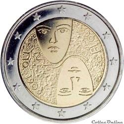 2 euro - Finlande 2006