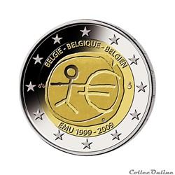 2 euros - Belgique 2009