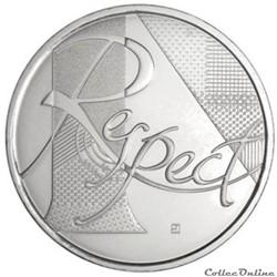 25 euros Respect 2013