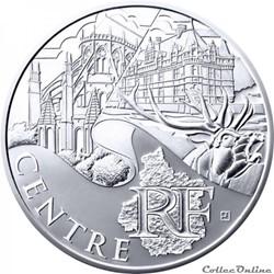 10 euros Centre 2011