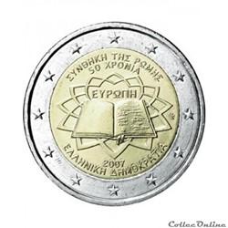 2 euro - Grèce 2007