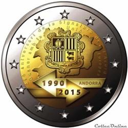 2 euro - Andorre 2015