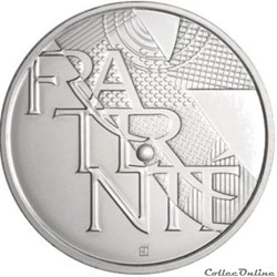 5 euros Fraternité 2013