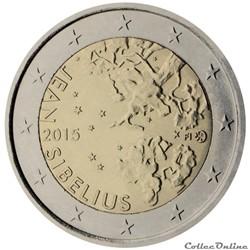 2 euro - Finlande 2015