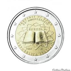 2 euro - Italie 2007