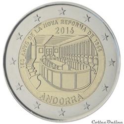 2 euro - Andorre 2016