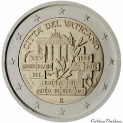 2 euro - Vatican 2014