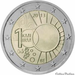 2 euro - Belgique 2013