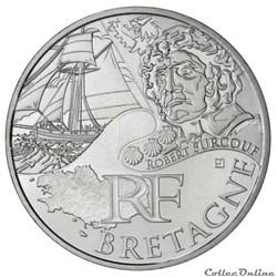 10 euros Bretagne 2012