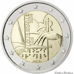 2 euro -Italie 2009