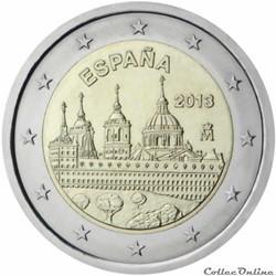 2 euro - Espagne 2013