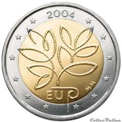 2 euro - Finlande 2004