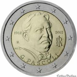 2 euro - Italie 2012