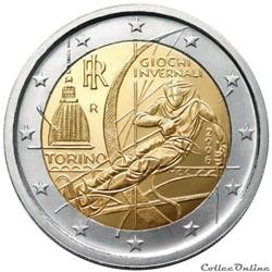 2 euro - Italie 2006