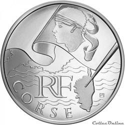 10 euros Corse 2010