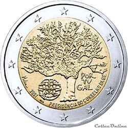 2 euro - Portugal 2007