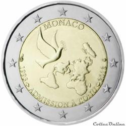 2 euro - Monaco 2013