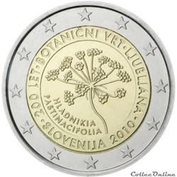 2 euro - Slovénie 2010