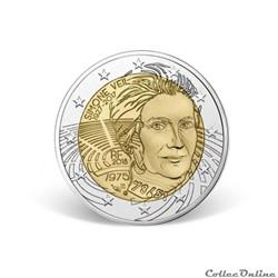 2 euro - France 2018